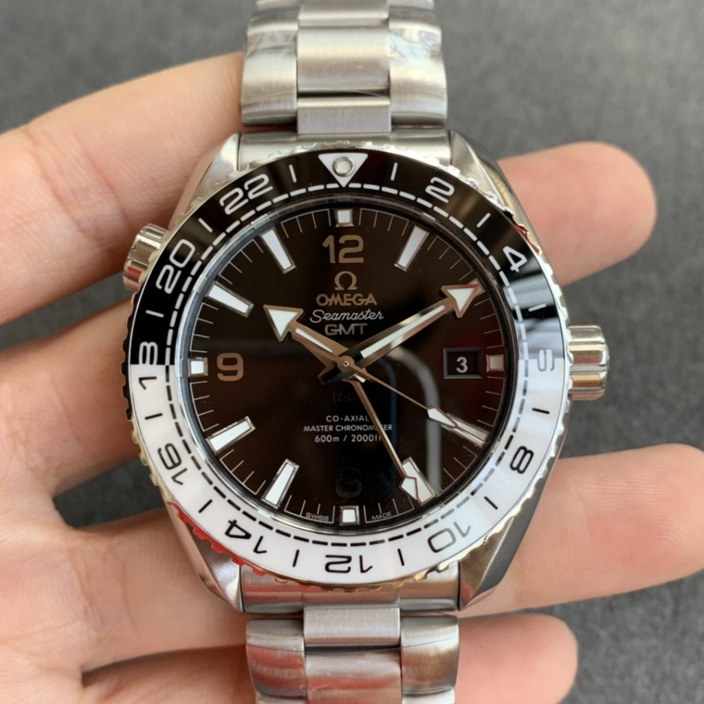 VSF Replica Omega Planet Ocean Black White