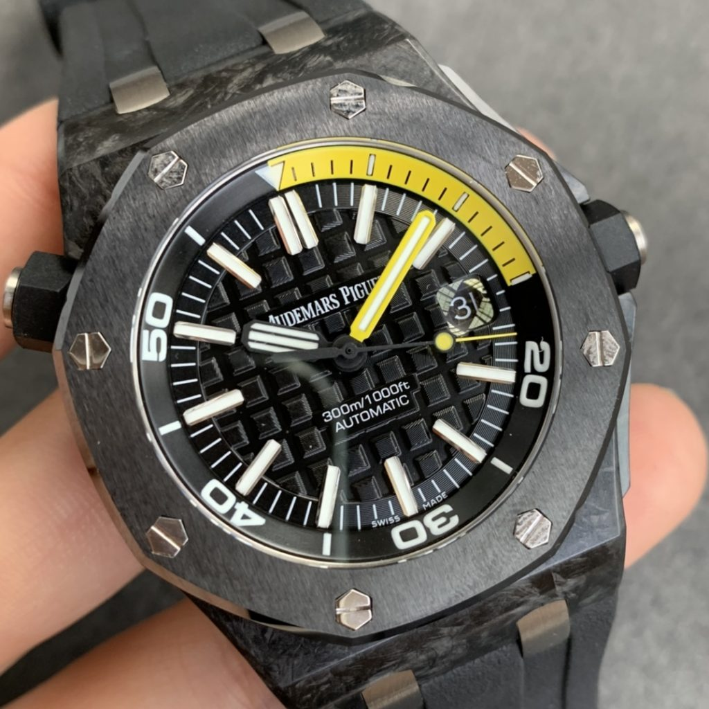Replica Audemars Piguet Royal Oak Diver 15706