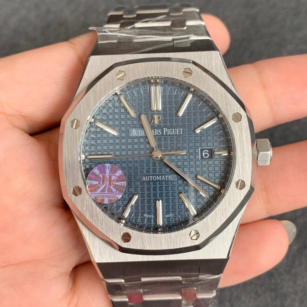 AP Royal Oak 15400 Blue Dial