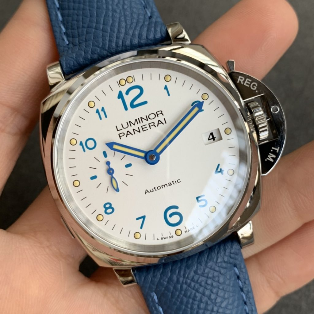 Replica Panerai Luminor Due Blue