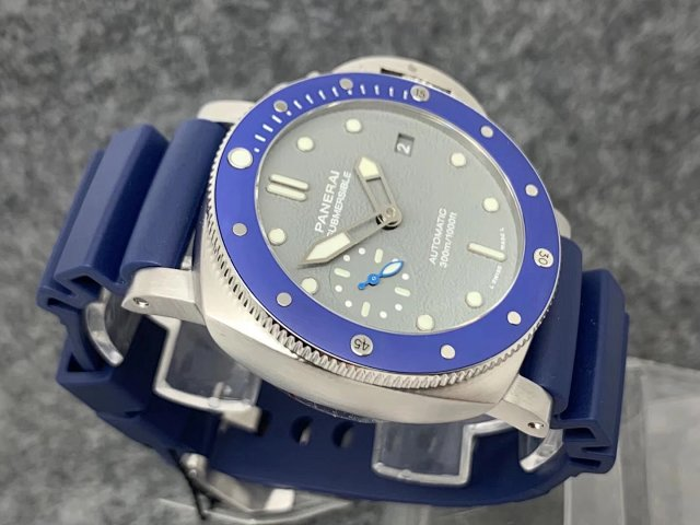 Replica Panerai Submersible Blue Watch
