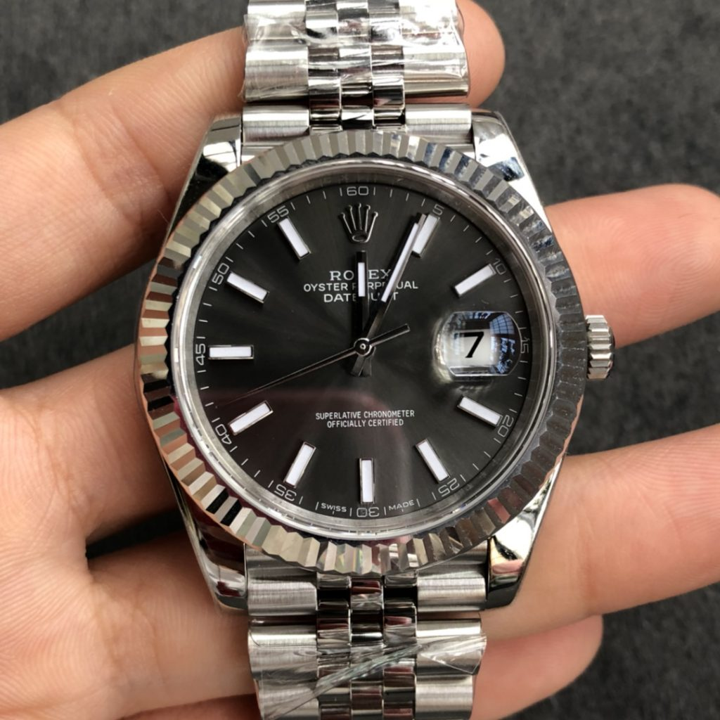 AR Datejust Gray