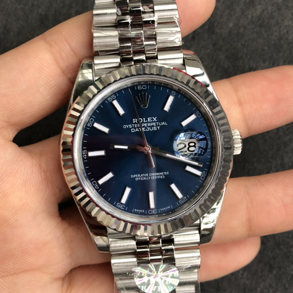 ARF Datejust Blue