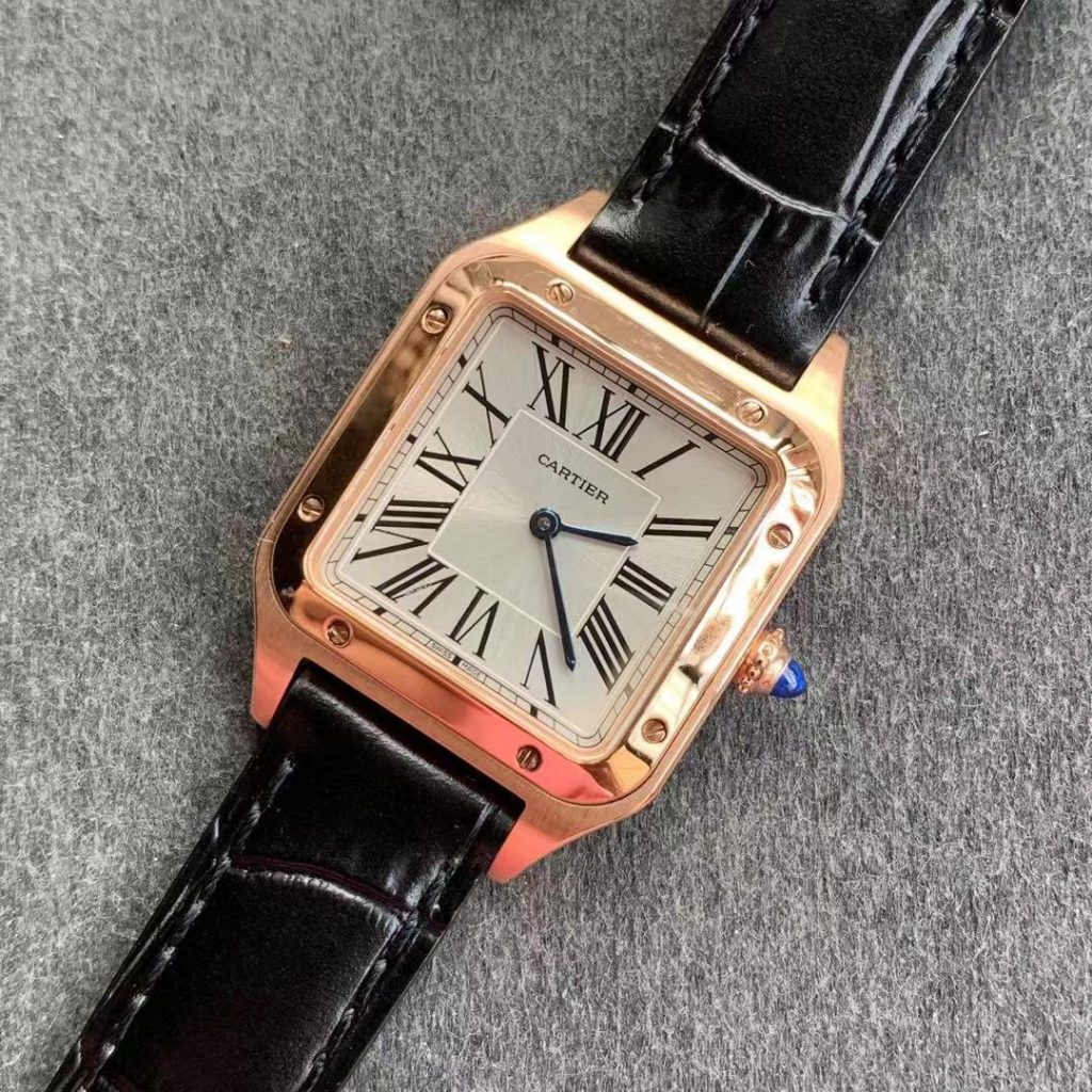 Cartier Santos Rose Gold