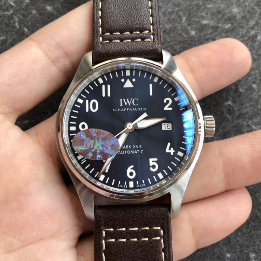 MKS IWC Pilot