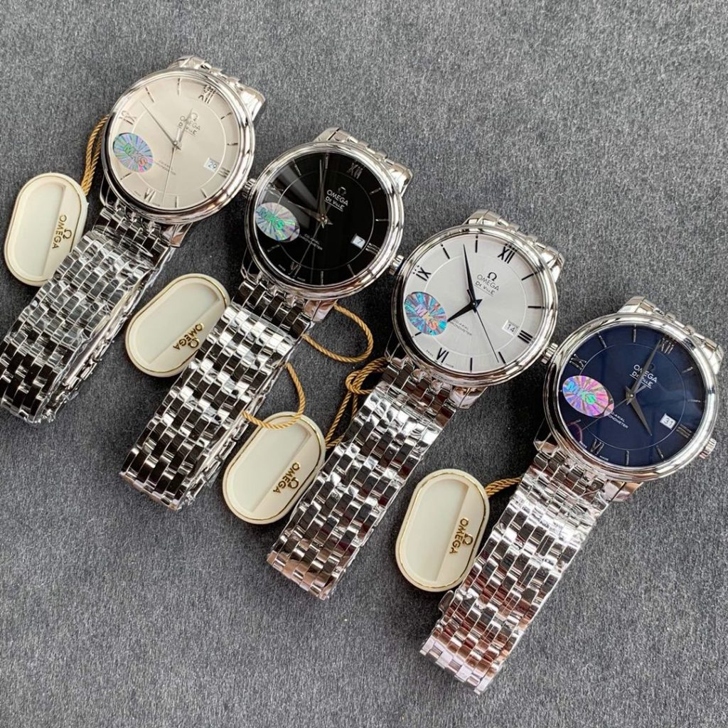 Omega De Ville Collection