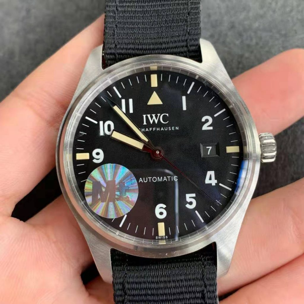Replica IWC Mark XI Black
