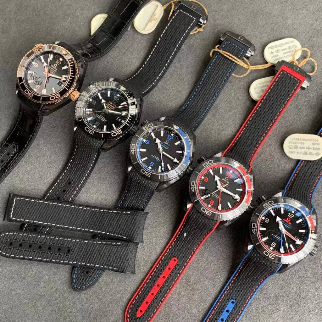 VSF Omega Planet Ocean Collection