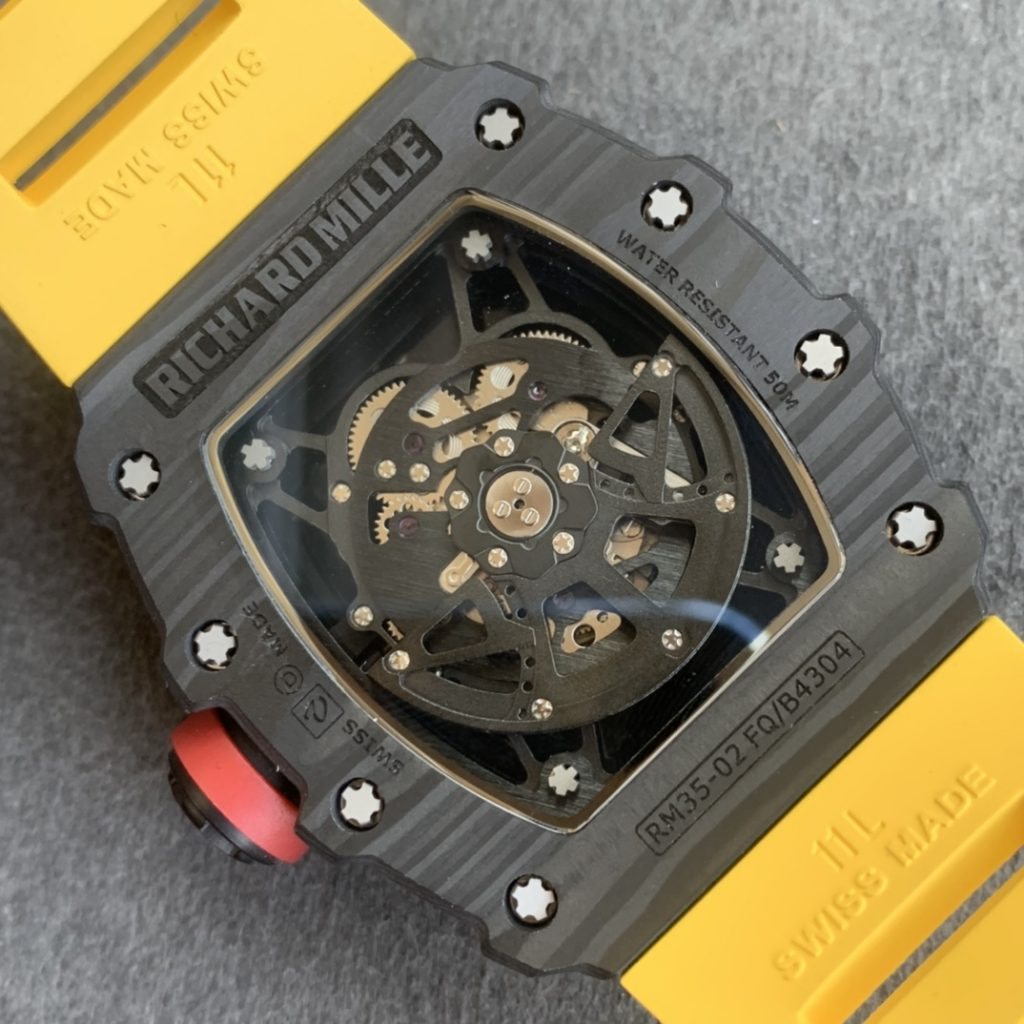 Richard Mille Miyota 8215 Movement