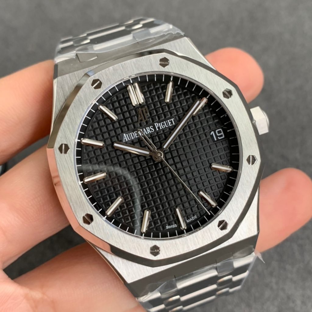 Replica Audemars Piguet Royal Oak 15500 Black