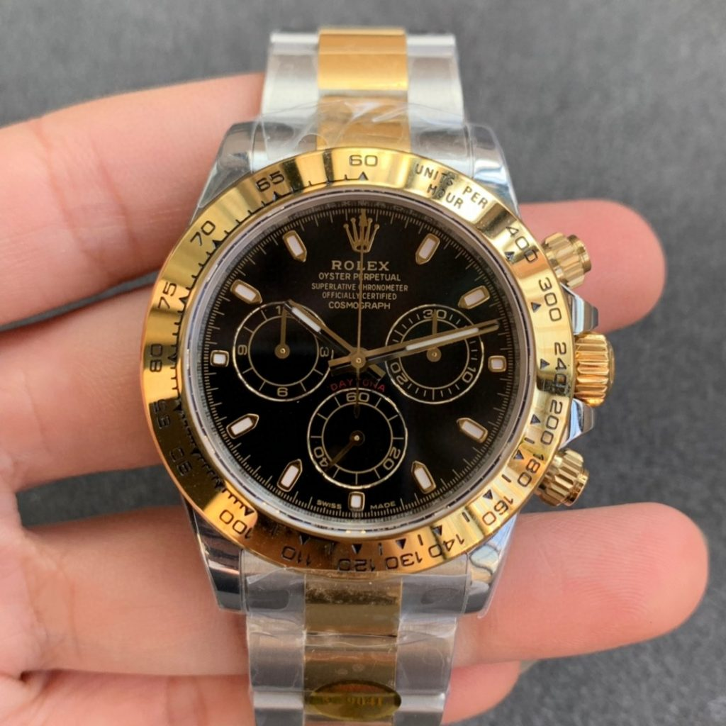 Replica Rolex Daytona Two Tone 116523
