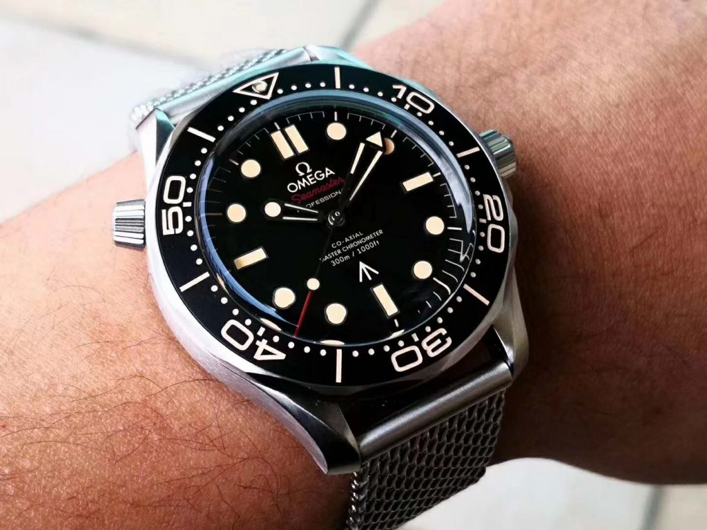 VS Factory Seamaster 007