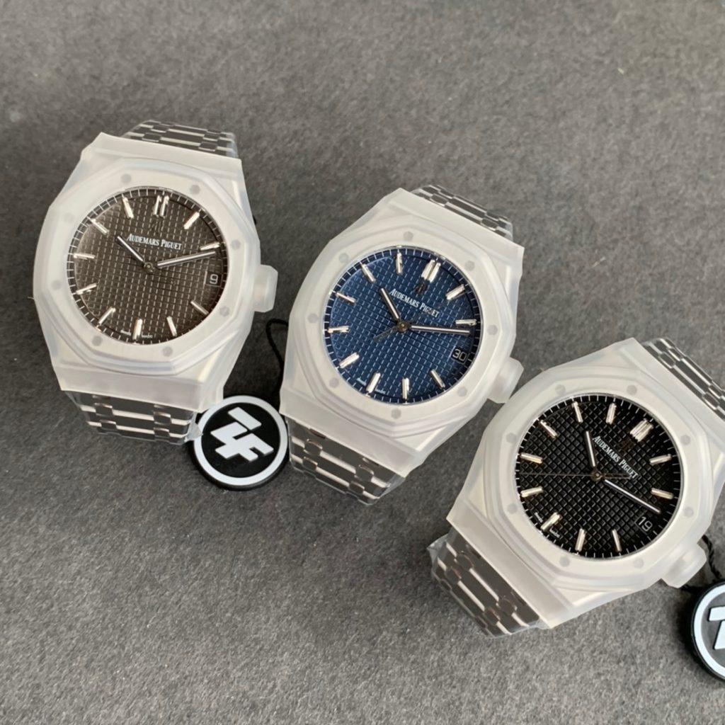 ZF Replica Audemars Piguet Royal Oak 15500 Watches Collection