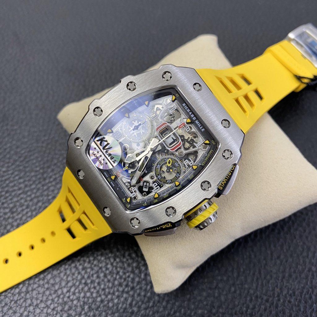 Replica Richard Mille RM11-03 Titanium