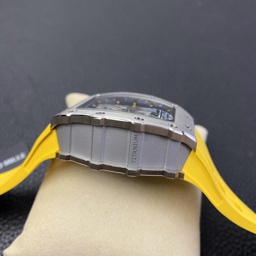 Richard Mille RM011-03 Titanium Case