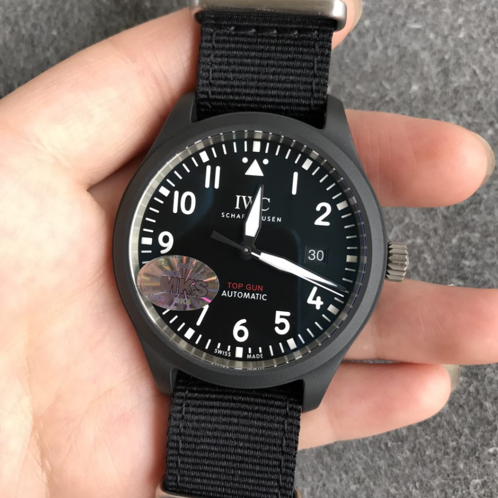 Replica IWC Top Tun Ceramic Watch