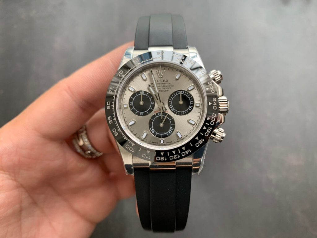 Replica Rolex Daytona Gray Ceramic