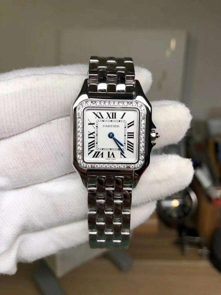 Cartier Panthere Diamond Watch Replica