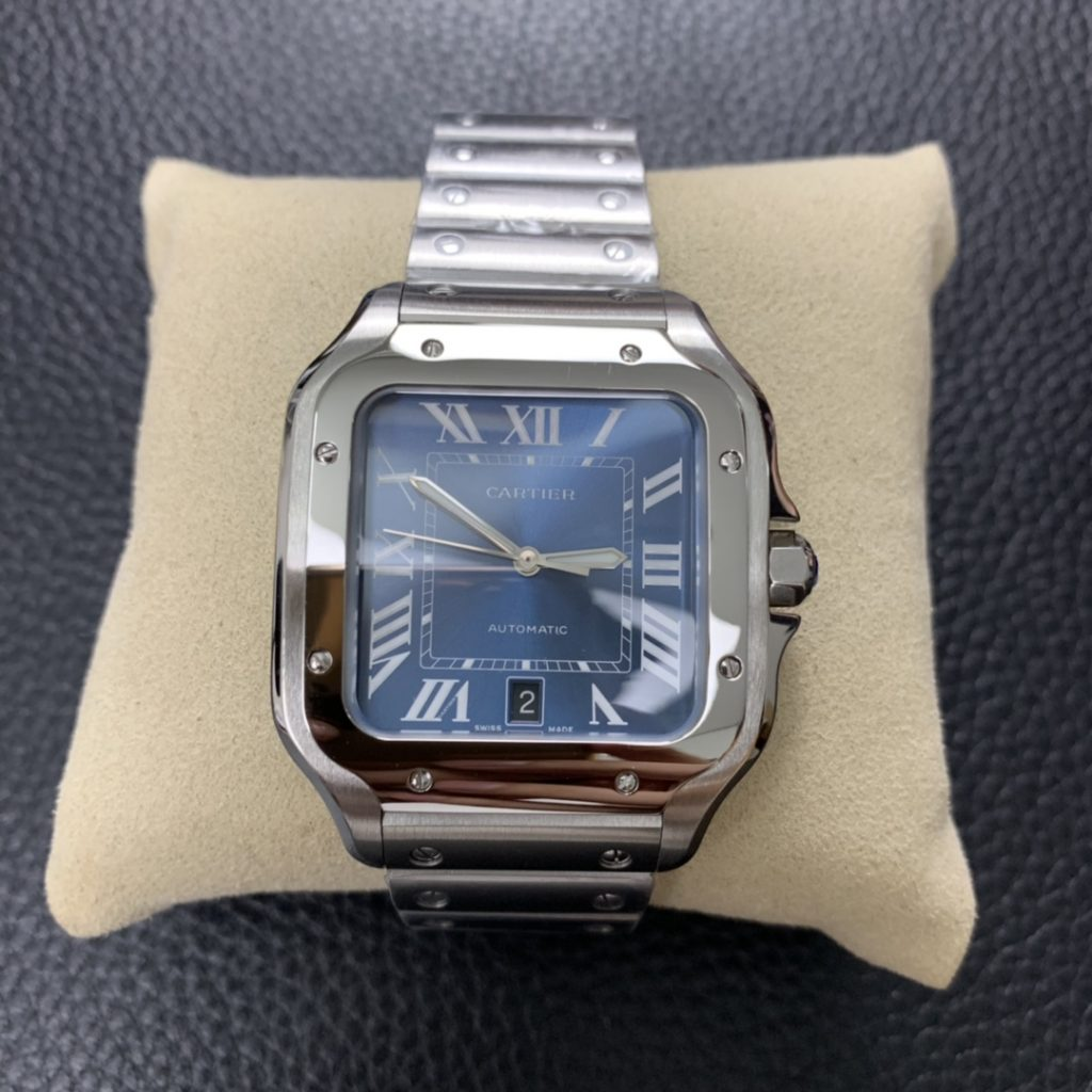 GF Replica Cartier Santos Watch
