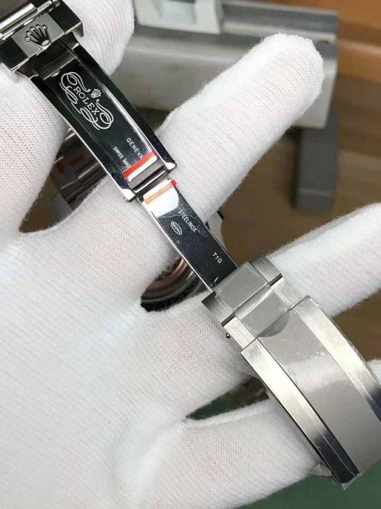 Rolex Submariner Pirlo Clasp