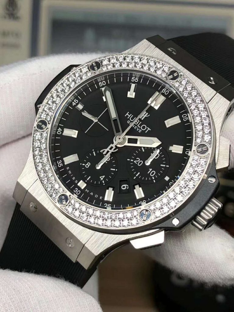 Hublot Diamond Bezel