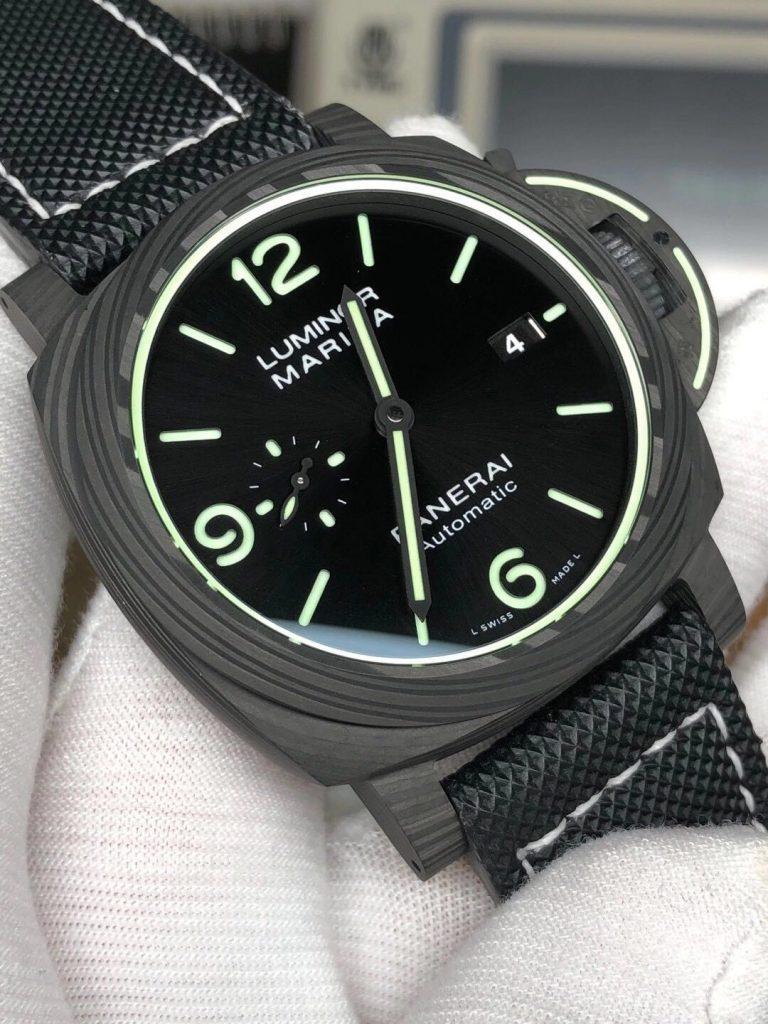 Replica Panerai Forged Carbon PAM 1118