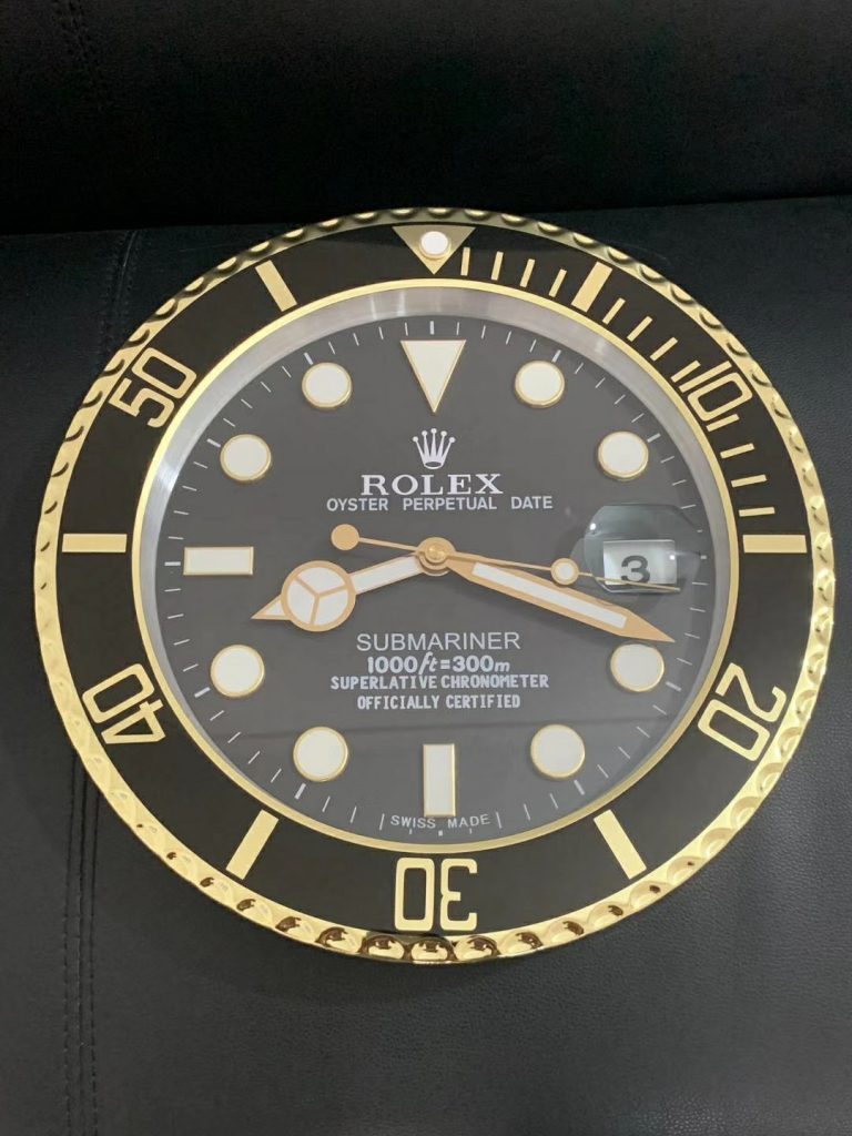 Rolex Submariner Wall Clock