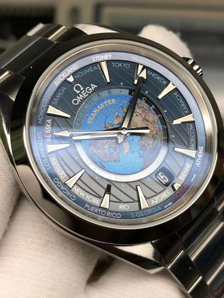 Replica Omega Worldtimer from VS Factory
