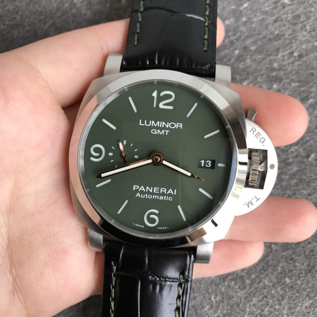 Replica Panerai Luminor GMT PAM 1056