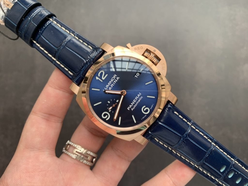 Replica Panerai Luminor Marina Blue