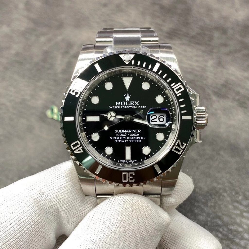 VS Factory Replica Rolex Submariner 116610LN
