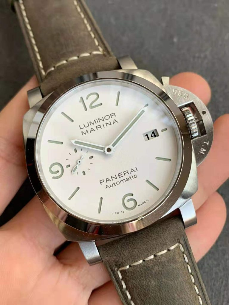 Replica Panerai Luminor Marina White