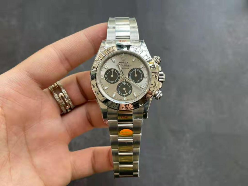 Noob Replica Rolex Daytona Gray