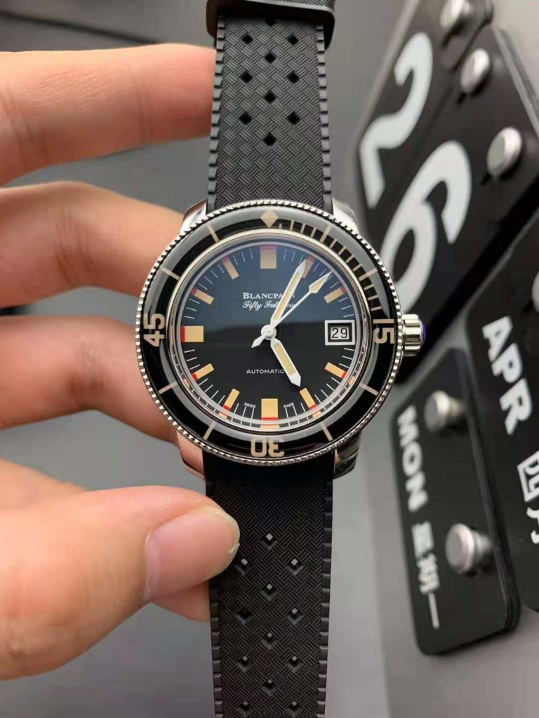 Replica Blancpain Fifty Fathoms Barakuda