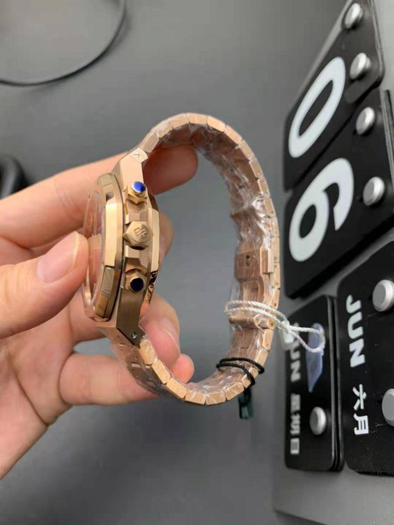 Audemars Piguet Royal Oak Chronograph Crown