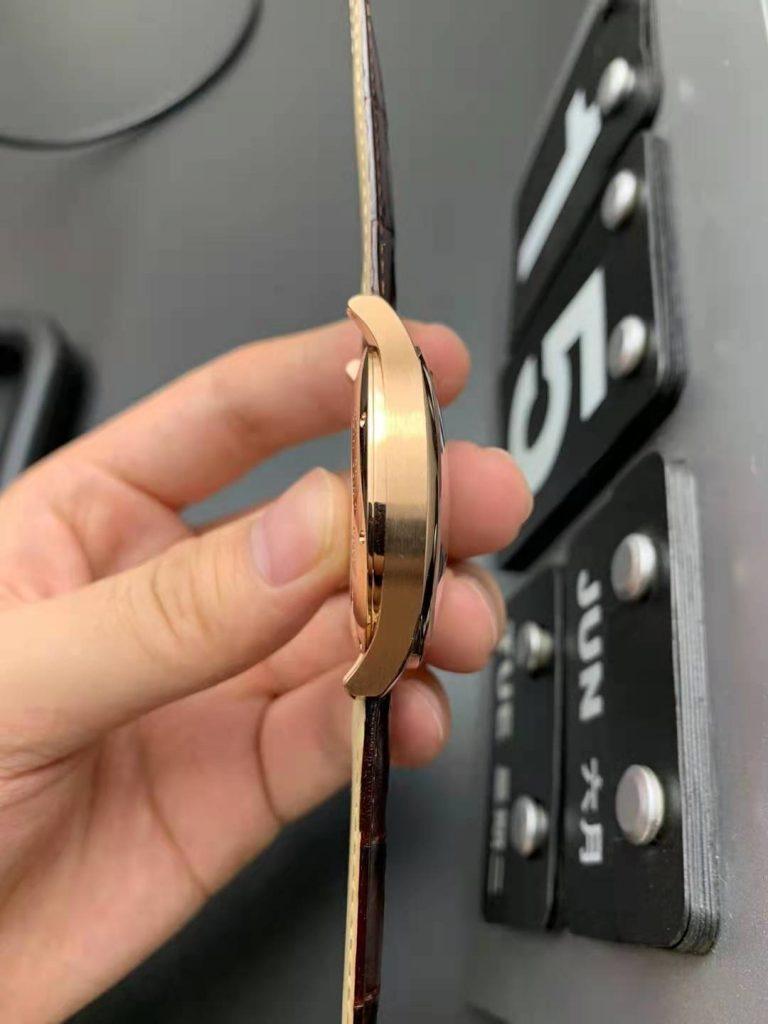 Cartier Drive Rose Gold Case
