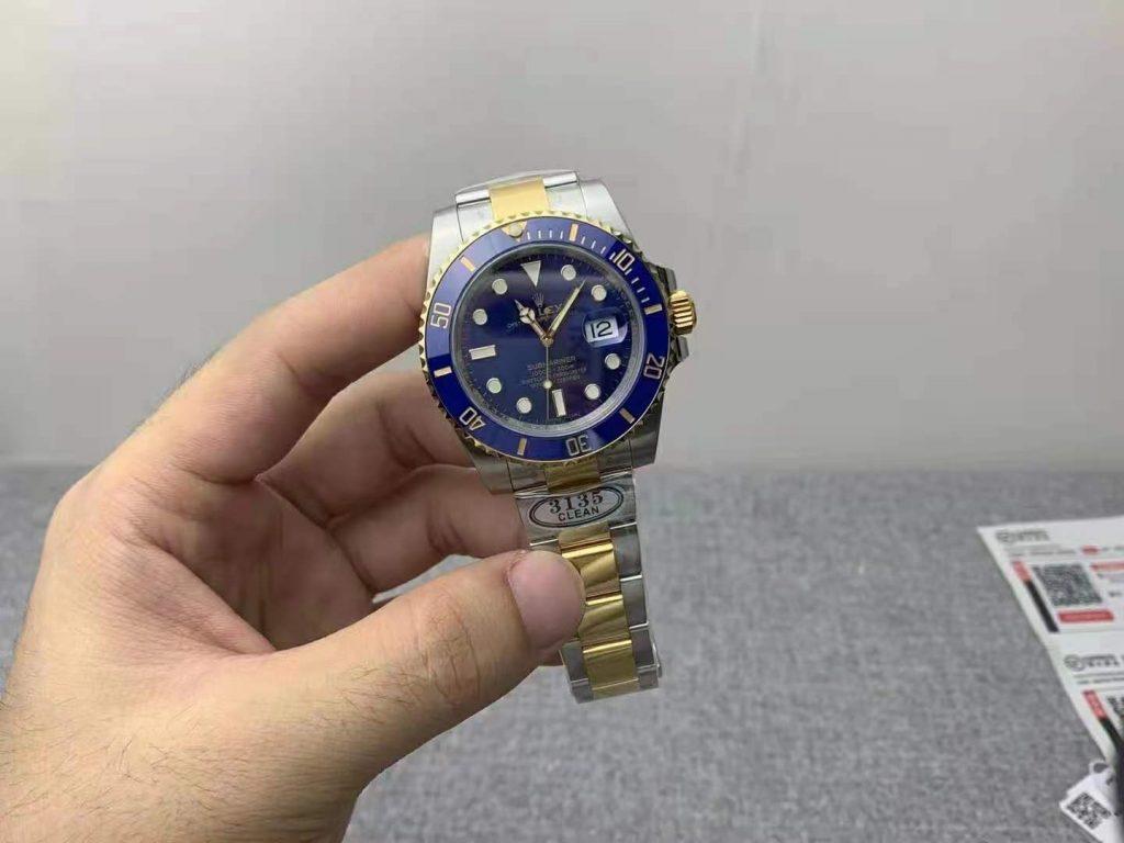 Clean Factory Replica Rolex Submariner 116613LB