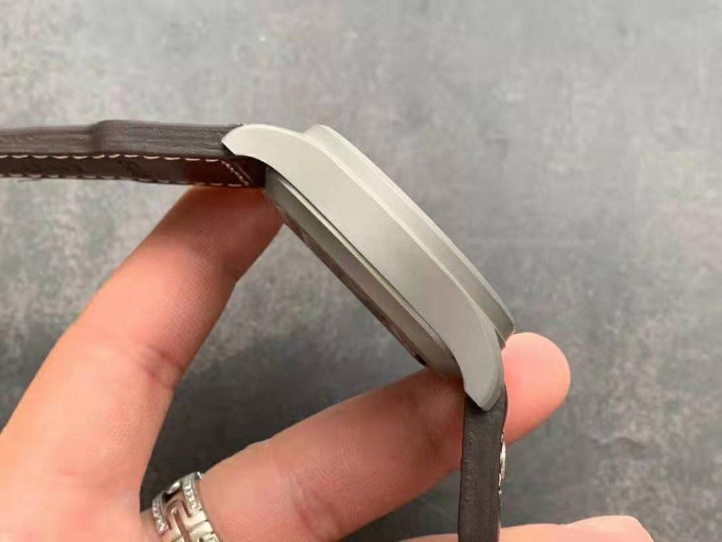 IWC 501004 Titanium Case