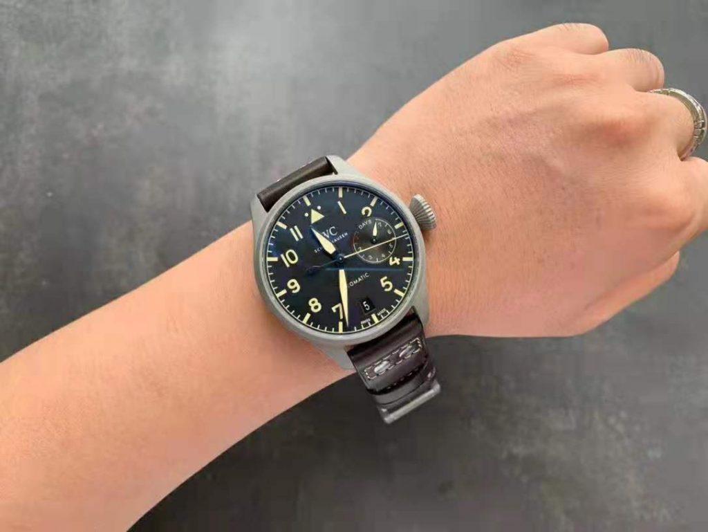 IWC 501004 Wrist Shot