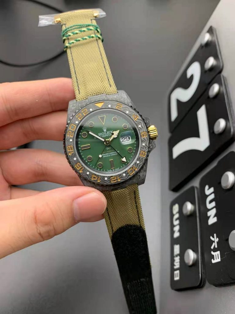 Replica Rolex GMT-Master II DIW Carbon