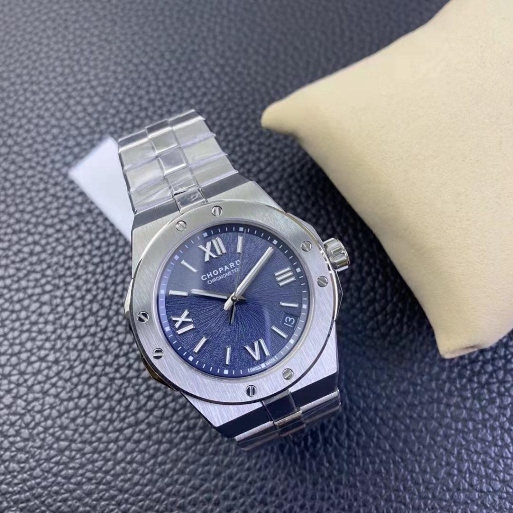 Chopard Alpine Eagle Blue Watch