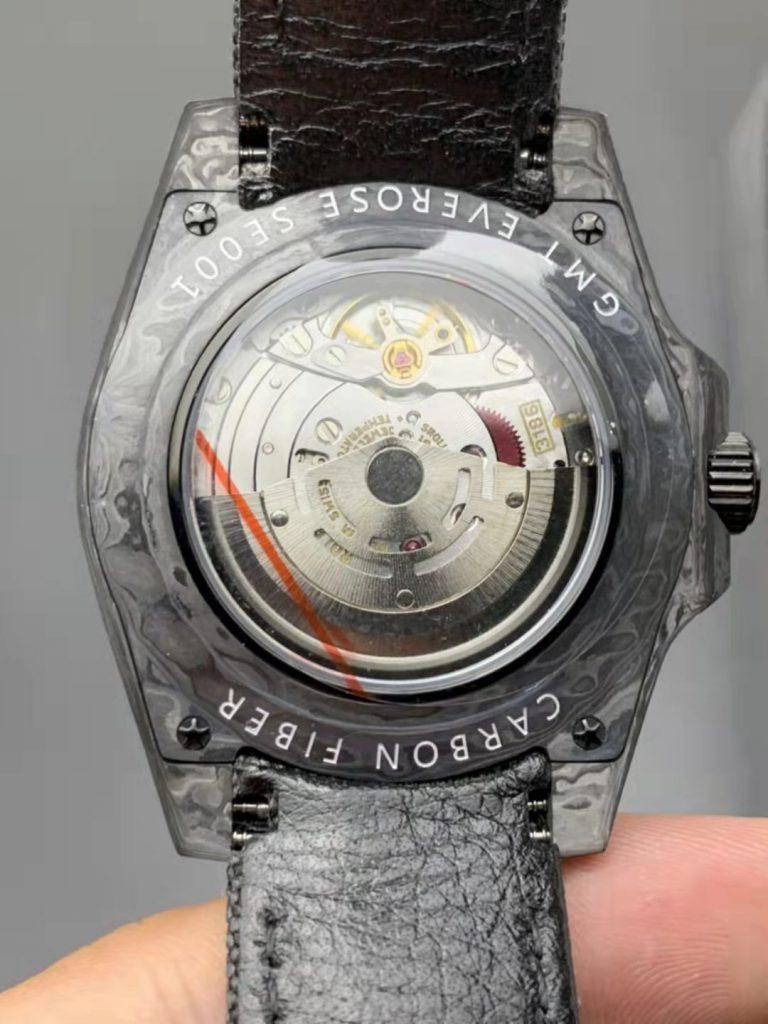 Rolex GMT-Master II DIW 3186 Movement
